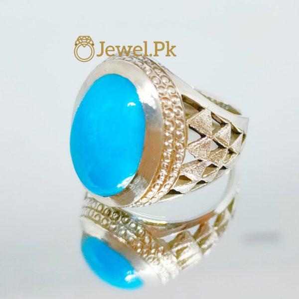 Silver 925 Turquoise Bracelet