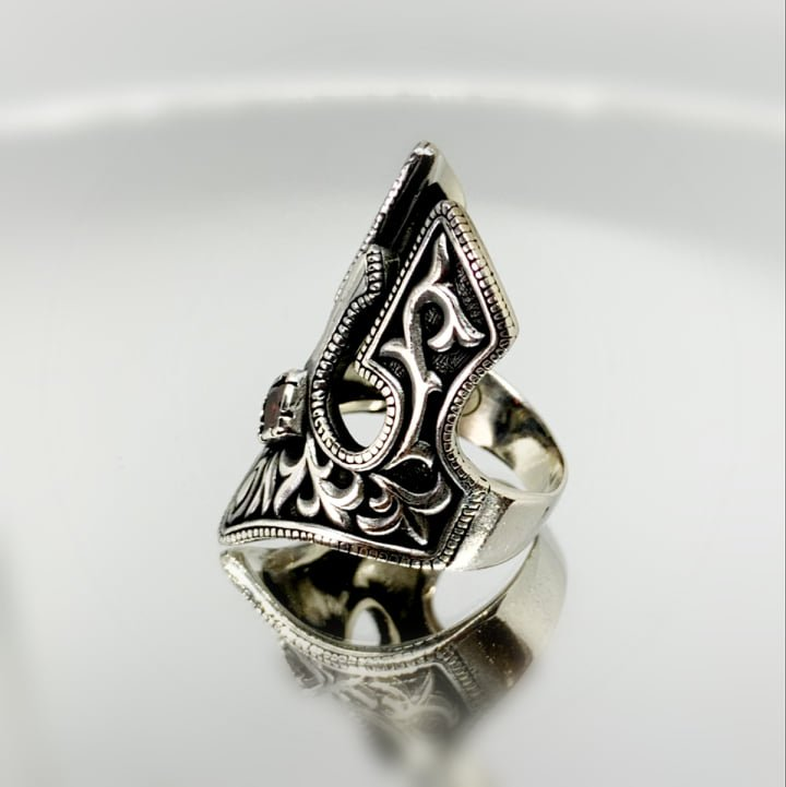 925 Silver Ring - Spartacus