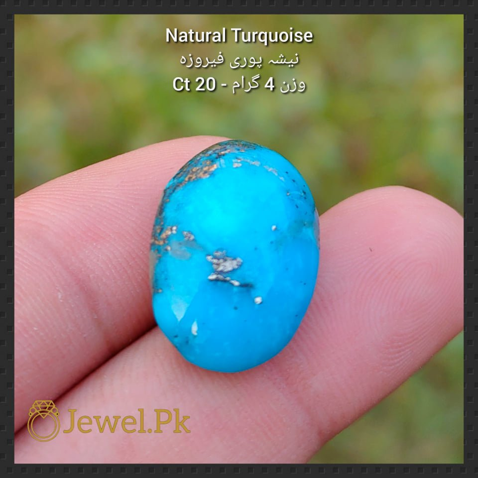 Blue Turquoise - Buy Feroza online - Beautiful Firoza